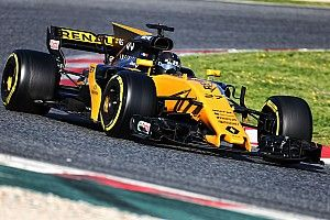 "Renault test form hasn't ""matched our expectations"" - Hulkenberg"