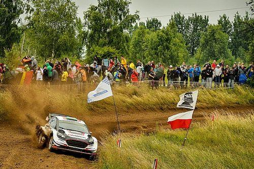 Les horaires de toutes les spéciales du Rallye de Pologne