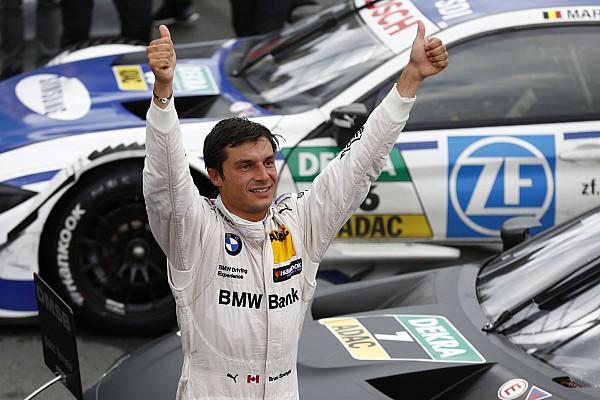 Bruno Spengler nach 15. DTM-Sieg: