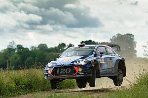 WRC Résumé de course Neuville remporte sa troisième victoire cette saison!