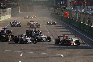 Amikor Ricciardo 3 autót előzött meg 1 kanyarban