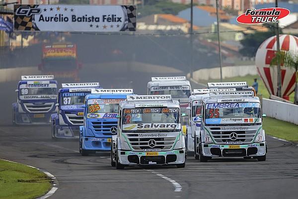 Fórmula Truck Últimas notícias CBA rescinde contrato com Fórmula Truck