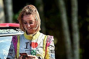 Rachele Somaschini al via del 66° Rallye Sanremo, seconda gara del CIR 2019