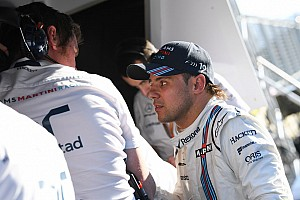 Formula 1 Special feature Kolom Massa: Saya sempat berpikir bisa menang