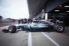 Formel 1 2017: Mercedes rüstet zurück beim F1-Getriebe