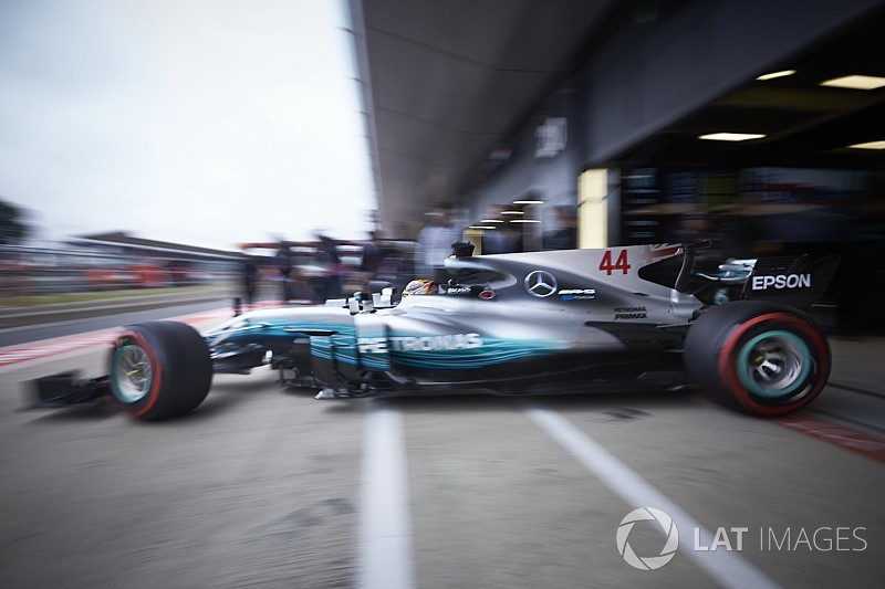 Mercedes has switched to 'safe spec' gearboxes