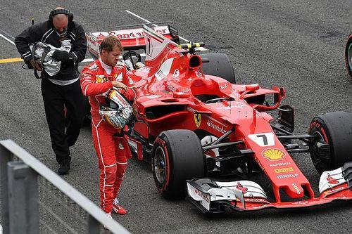 Ferrari: bene la posizione in griglia, ma non il distacco da Hamilton
