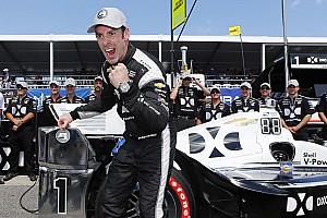 IndyCar Réactions Pagenaud - Le tour parfait, le