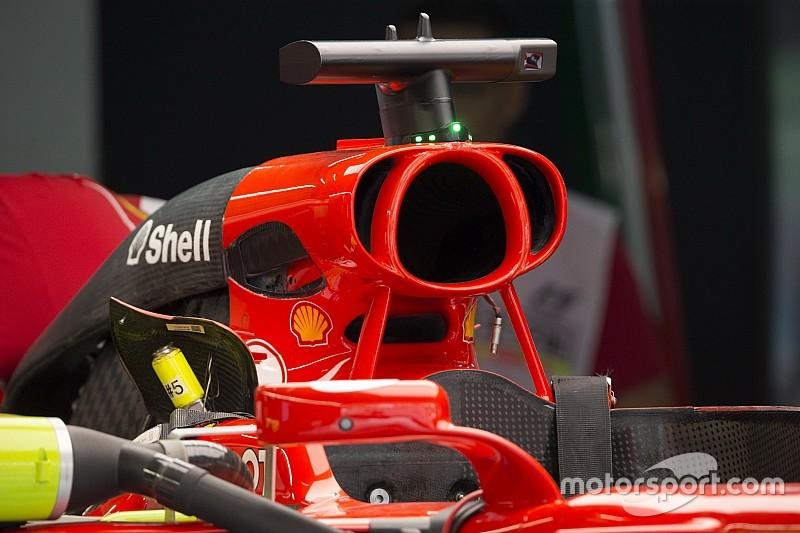 GALERI: Solusi Ferrari atasi panas Sepang