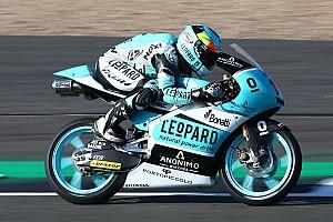 Moto3 Verslag vrije training Loi tweede in warm-up voor Britse GP, Martin het snelst