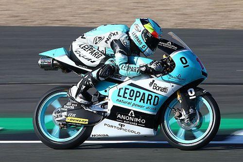 Loi tweede in warm-up voor Britse GP, Martin het snelst