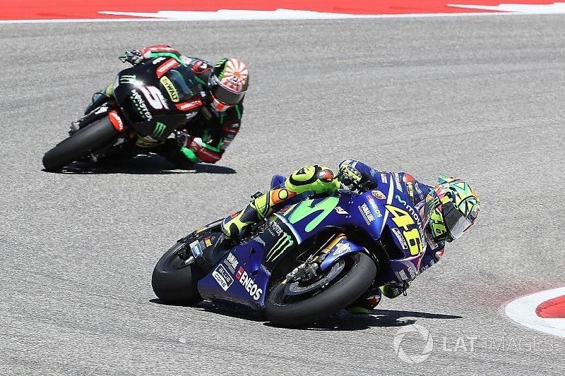 MotoGP-Kolumne von Randy Mamola: Warum Rossi Zarco zu Unrecht kritisiert