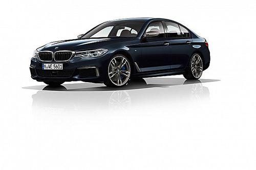 BMW M550d xDrive, un diesel da brividi