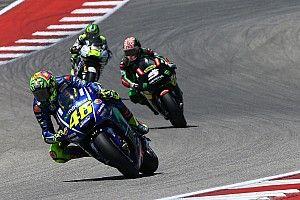 """Rossi critica Zarco após incidente: """"Isto não é a Moto2"""""""