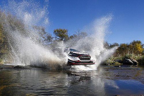 Evans és a híd esete: élete első WRC-győzelmébe került