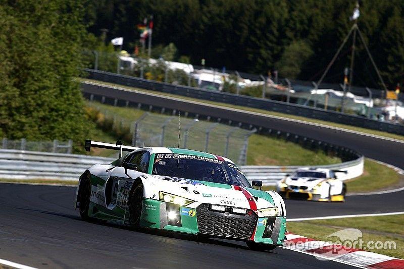 Nurburgring 24h: Land Audi grabs unlikely win on final lap