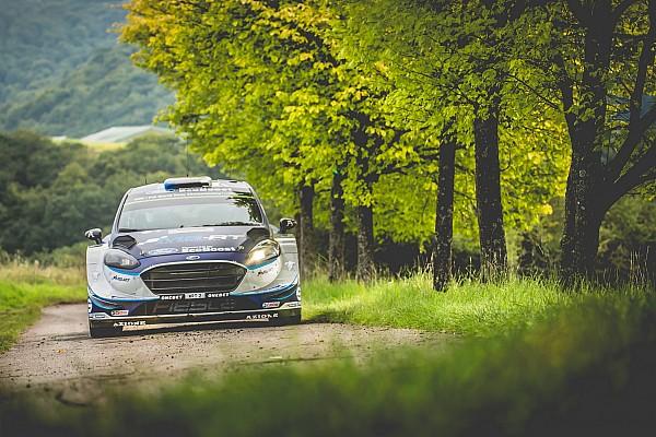 WRC Duitsland: Tanak neemt over van Mikkelsen, Ogier spint