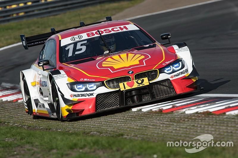 Zandvoort DTM: Farfus on pole as BMW sweeps top three