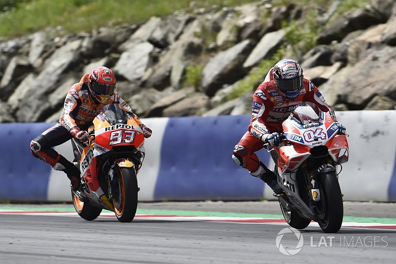 Opinion: MotoGP's 2017 title race is tailor-made for Dovizioso