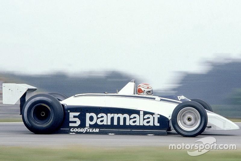 Van egy modern F1-es autónak olyan aerodinamikai teljesítménye, mint a legendás szárnyas autóknak?