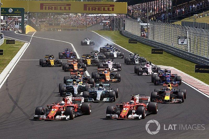 Формулой 1 заинтересовались 40 новых трасс