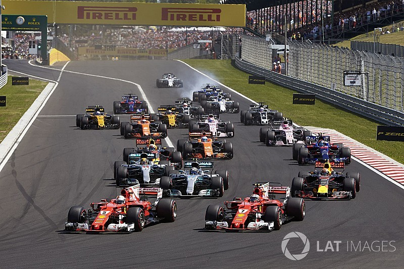مدراء الفورمولا واحد تلقوا قرابة 40 استفسارًا من حلبات مختلفة لاستضافة السباقات