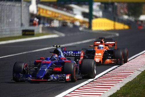 Toro Rosso y Honda se reunieron y avanza la negociación para 2018