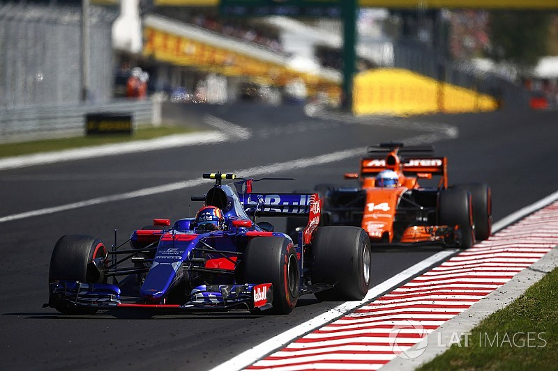 toro rosso confirms switch to honda engines from 2018. Black Bedroom Furniture Sets. Home Design Ideas