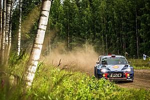 WRC Noticias de última hora El Rally de Finlandia