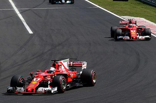 """Vettel: Räikkönen """"avait le rythme"""" pour gagner"""