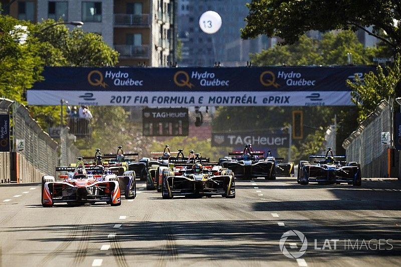 El Halo de la F1 retrasa el nuevo coche de la Fórmula E