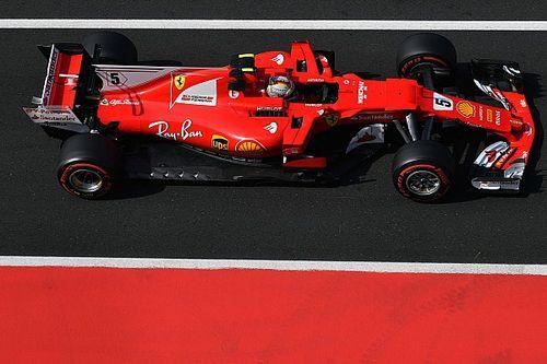 Test Hungaroring, Day 2: Vettel davanti, stupiscono Norris e Kubica