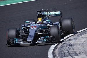 "【F1】ハミルトン、レース終盤""約束""を果たす「僕はチームプレイヤー」"