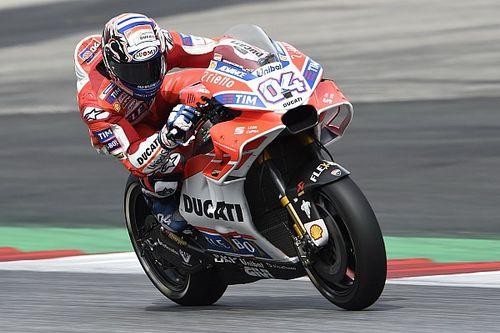 Dovisioso pede por Ducati menos física em Silverstone