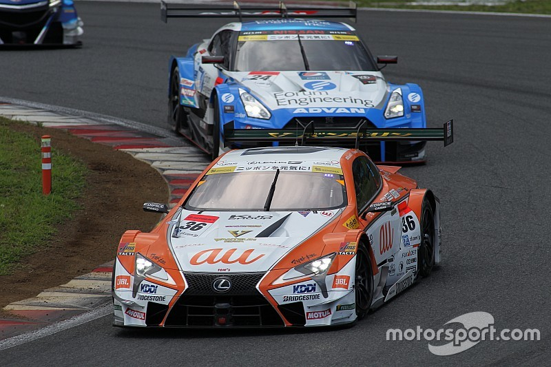 Mobil Super GT datangi final DTM