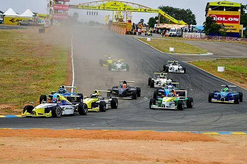 New JK Tyre Racing Championship season begins in Coimbatore