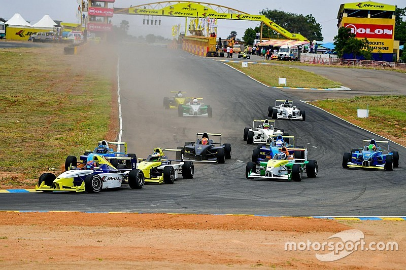 New JK Tyre Racing season to begin in July