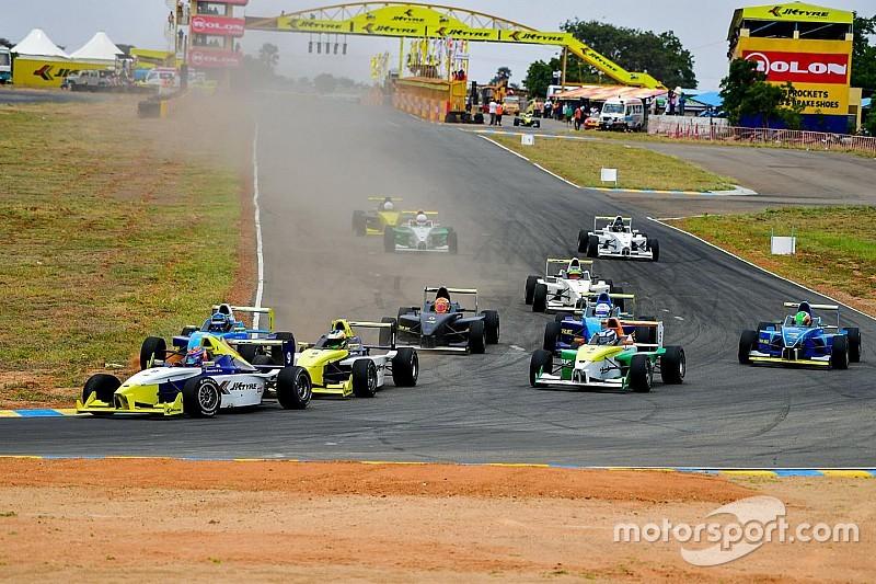 New JK Tyre Racing Championship season begins in Coimbatore