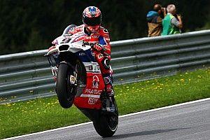 GALERI: Aksi pembalap MotoGP Austria pada Sabtu