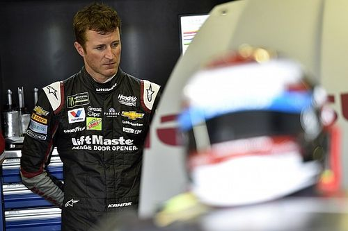 """Kasey Kahne: """"I really want to still be in the Cup Series"""" in 2018"""