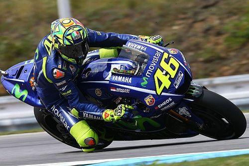 Rossi dice que Márquez y Pedrosa estarán por delante