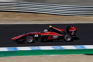 GP3 Reporte de la carrera Nirei Fukuzumi logra su segunda victoria en la GP3 en Jerez