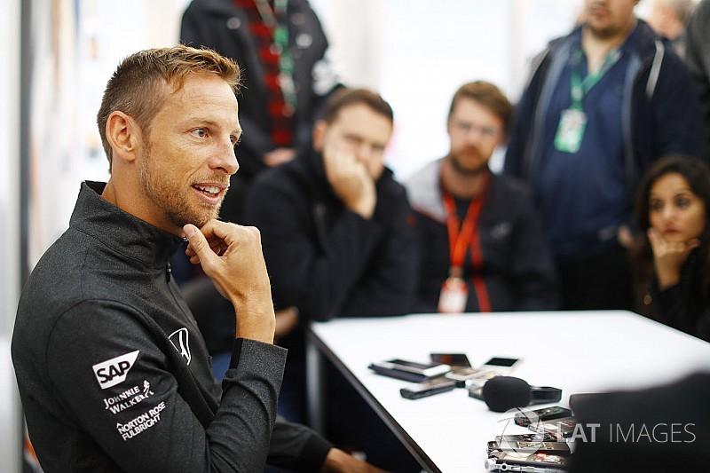 McLaren may keep Button in F1 role alongside race return