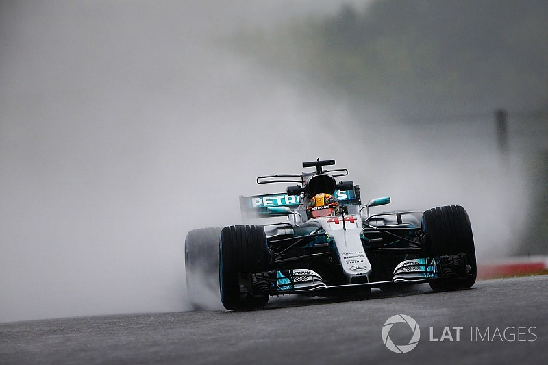 """Hamilton: """"La W08 è tornata a darmi sensazioni più normali"""""""