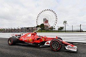 رايكونن يتلقى عقوبة التراجع خمسة مراكز لسباق سوزوكا