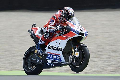 """Dovizioso: """"La Ducati ha tutte le carte per giocarsi il Mondiale"""""""