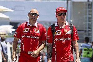 From F1 Racing: Dream job – Personal trainer to Kimi Räikkönen