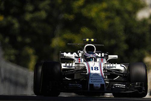 """Stroll, devant Massa: """"Une grande journée pour moi"""""""