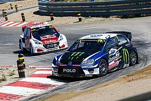 Portugal WRX: Kristoffersson sweeps opening day