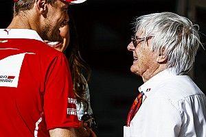 Ecclestone vê Vettel subestimado e não descarta alemão na McLaren para 2021